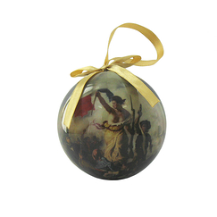 Delacroix Christmas ornament