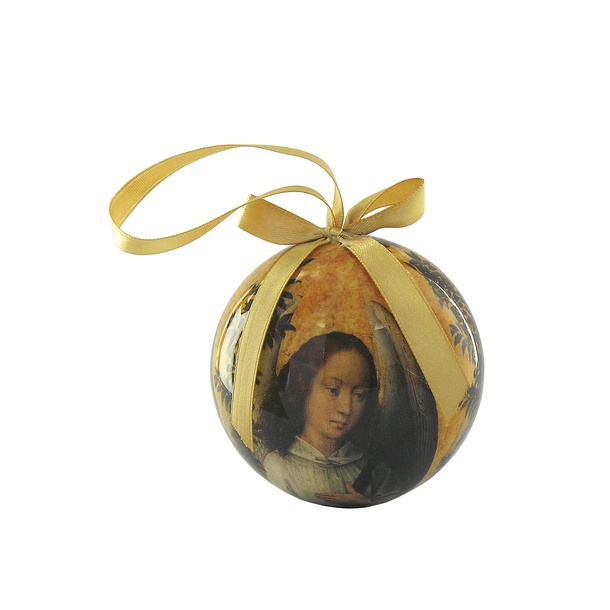 Christmas ornament - Hans Memling
