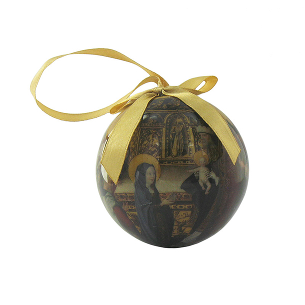Christmas ornament - The Seven Joys of the Virgin