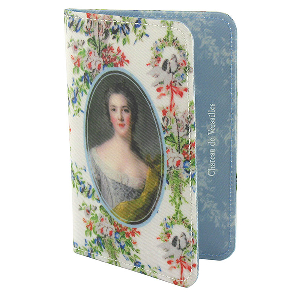 Portrait Madame Victoire Passport holder - Ladies of the court