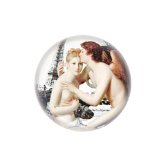 Louvre Paperweight - Cupid and Psyche