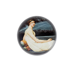 Louvre paperweight - Madame Récamier