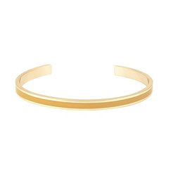 Bangle Ring Bracelet - Saffron - Bangle Up