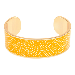 Jonc Cosmos - Jaune Safran - Bangle Up