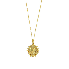Sun King Necklace