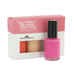Set of 3 Marie-Antoinette nail polishes