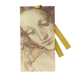 Fragrant sachet Leonardo da Vinci - Head of Leda - Cotton