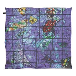 Square scarf Marc Chagall - The Creation of the world