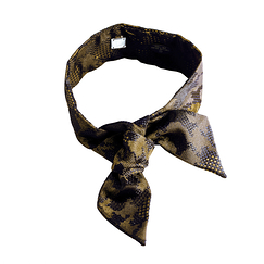 Bevelled neck ribbon - Toulouse-Lautrec