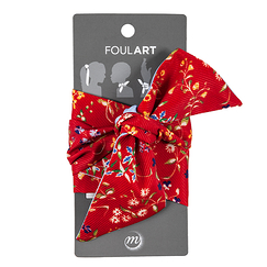 Flowers FoulArt Ribbon