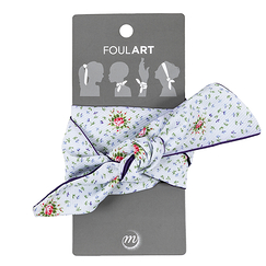 Roses and Barbels FoulArt Ribbon