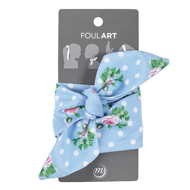 Roses and Pearls FoulArt Ribbon