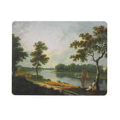 Mouse pad The Thames near Marble Hill, Twickenham - Richard Wilson