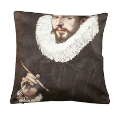 Cushion cover El Greco - Portrait of Jorge Manuel