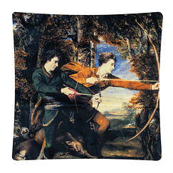 Reynolds Colonel Acland and Lord Sydney Cushion cover