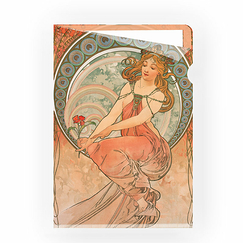 The Painting Mucha Clear file - A4