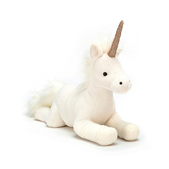 Unicorn Luna plush toy - Jellycat