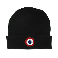 Hat with Cockade Black