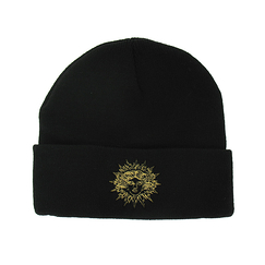 Emblem of Versailles Bonnet - Black