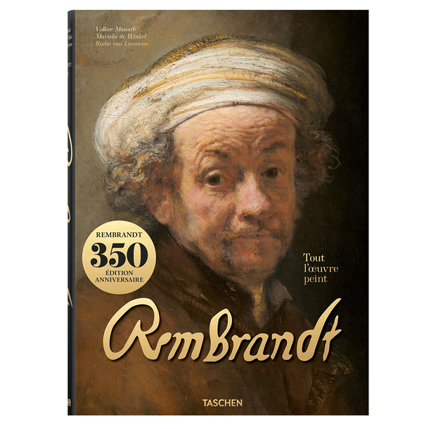 Rembrandt The Complete Paintings - Taschen