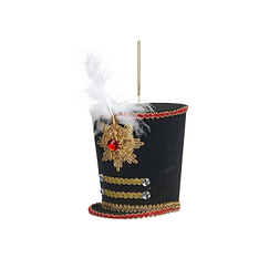 Circus hat Christmas Decoration