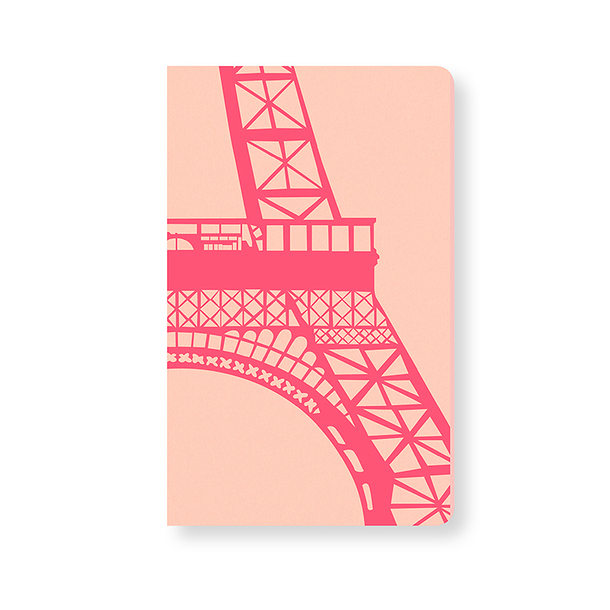 Eiffel Tower Small notebook