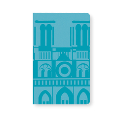 Notre Dame de Paris Small notebook