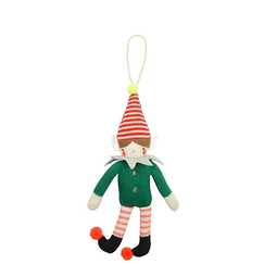 Elf Christmas Decoration -Meri-Meri
