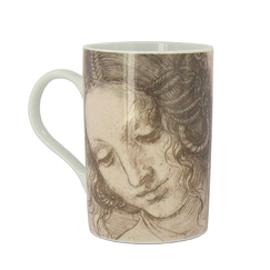 Mug - Head of Leda - Leonardo da Vinci