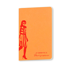 The parisian woman Small Notebook
