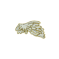 Samothrace Victory Wing Brooch