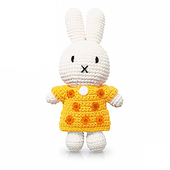 Miffy Plush toy - Sunflowers Dress