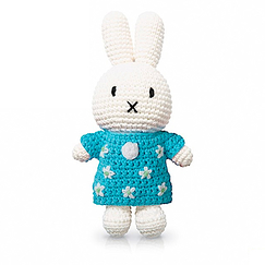 Peluche Miffy - Robe Amandier