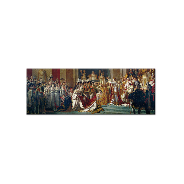 Magnet Jacques-Louis David - The Coronation of the Emperor Napoleon I