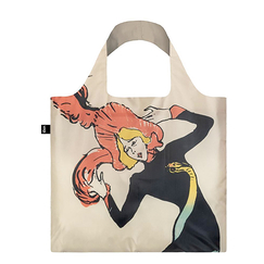 Lautrec Jane Avril & Aristide Bruant Bag - Loqi