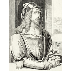 Self-portrait of Albrecht Dürer