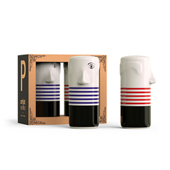 Picasso Salt and pepper shaker - Ming