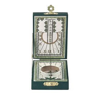 Compass and sundial Pizarro - Hemisferium