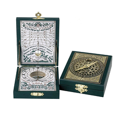 Compass and sundial - Hemisferium