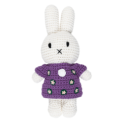 Peluche Miffy Robe Nymphéas