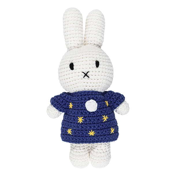 Miffy Starry night Dress Plush toy