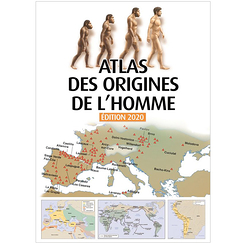 Atlas of human origins - Edition 2020