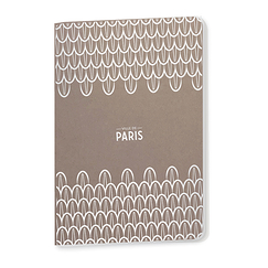 Tiles from the Paris Opera Notebook