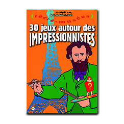 30 games around the impressionists