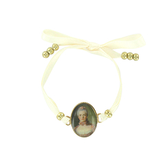 Portrait of Madame Adélaide Bracelet - Ladies of the court