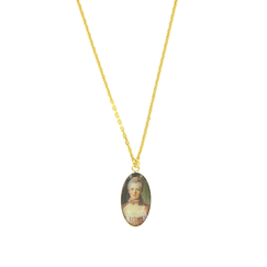 Portrait Madame Adélaide Necklace - Ladies of the court