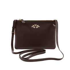 SAC CROSS BODY MA INES MARRON