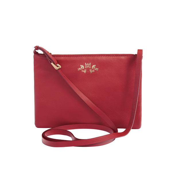 Marie-Antoinette Bag - Ines de la Fressange Paris - Red