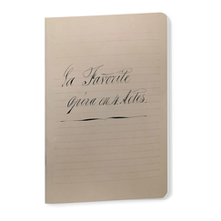 Favorite Degas Notebook