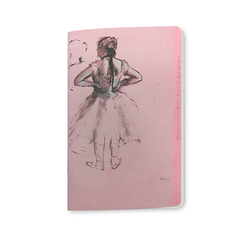 Dancer Degas Small Notebook